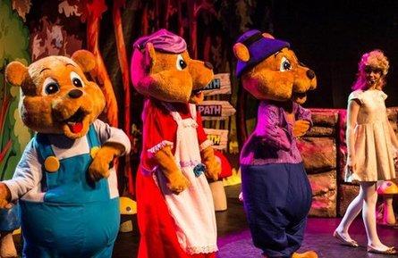 Goldilocks and the three Bears Sing-A-Long Summer 19