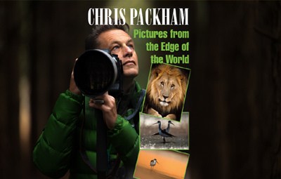 image of Chris Packham - Pictures from the edge of the World