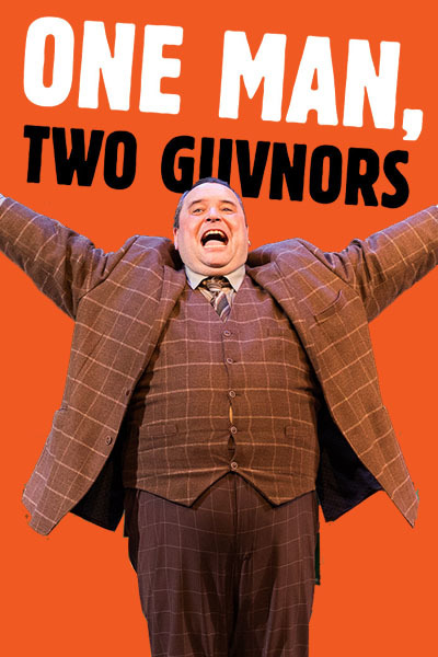 One Man, Two Guvnors at Torch Theatre