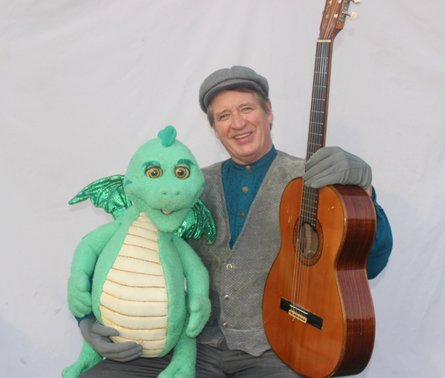 Storytelling & Puppet Making Summer Scheme 'Tall Tales & Local Legends'