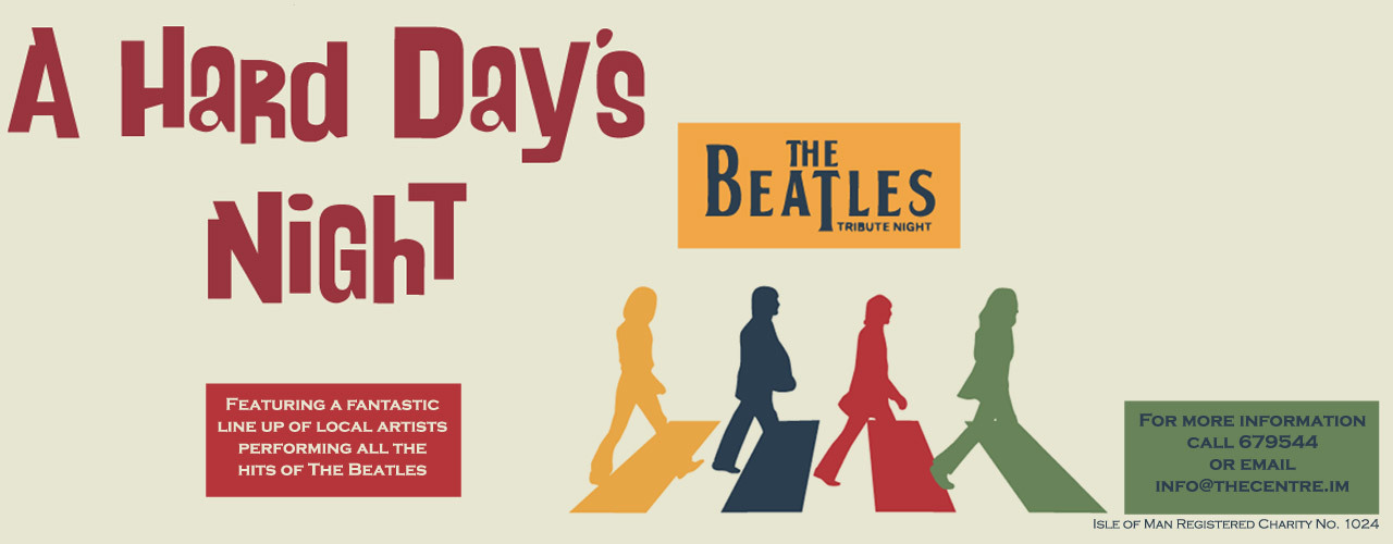 banner image for A Hard Day's Night