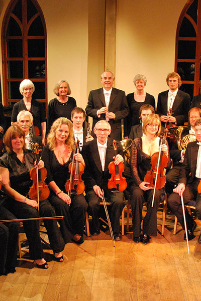 Welsh Chamber Orchestra '19 at Torch Theatre