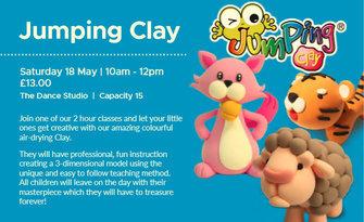 Jumping Clay May 19