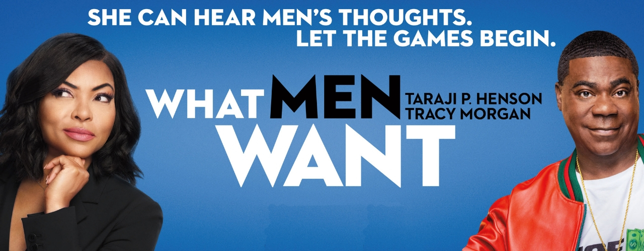 banner image for What Men Want