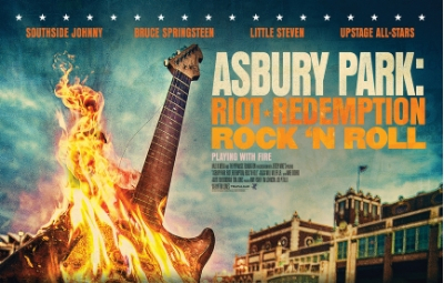 image of Asbury Park: Riot, Redemption, Rock 'N Roll