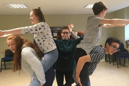 Droichead Arts Centre -            Theatre Laboratory | Droichead Youth Theatre